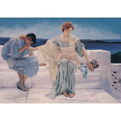 Puzzle Art-Puzzle-61505 Lawrence Alma-Tadema: Ask me no more