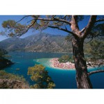 Puzzle  Art-Puzzle-71033 Turkey: Dead Sea, Fethiyen Mugla