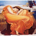 Puzzle  Art-Puzzle-81045 Lord Leighton Frederic: Flaming June
