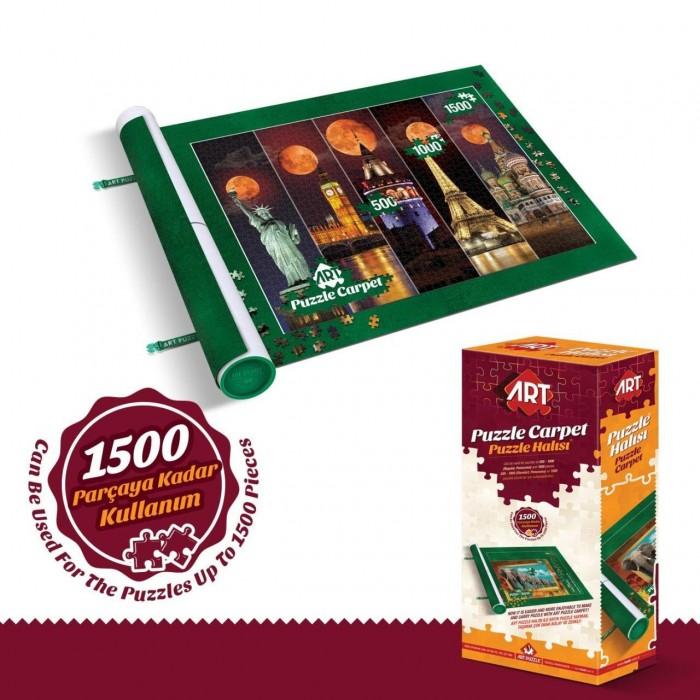 Puzzle-Teppich - 100 - 1500 Teile