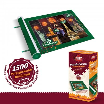Art-Puzzle-905 Puzzle-Teppich - 100 - 1500 Teile