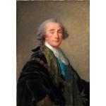 Puzzle   Élisabeth-Louise Vigee le Brun: Alexandre Charles Emmanuel de Crussol-Florensac, 1787