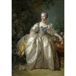 Puzzle   François Boucher: Madame Bergeret, 1766