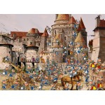 Puzzle   François Ruyer - Attack of the Castle