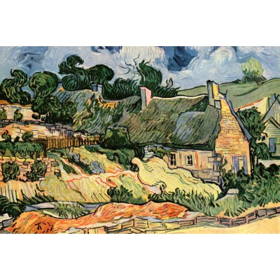 Puzzle Grafika-Kids-00009 Vincent Van Gogh, 1890
