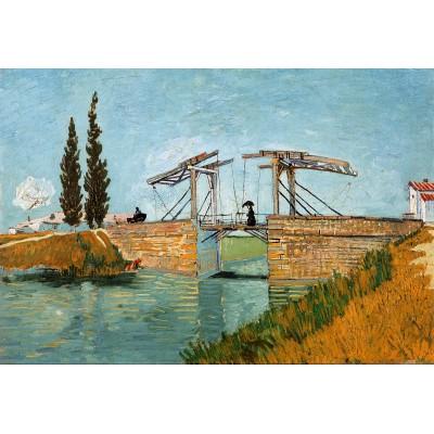 Puzzle Grafika-Kids-00046 XXL Teile - Vincent van Gogh, 1888