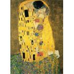 Puzzle  Grafika-Kids-00056 Klimt Gustav: Der Kuss, 1907-1908