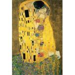 Puzzle  Grafika-Kids-00057 Klimt Gustav: Der Kuss, 1907-1908