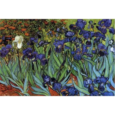 Puzzle Grafika-Kids-00063 Vincent van Gogh, 1889