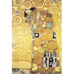 Puzzle  Grafika-Kids-00071 Klimt Gustav: Die Umarmung