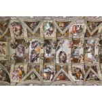 Puzzle  Grafika-Kids-00075 XXL Teile - Michelangelo: Die Sixtinische Kapelle