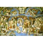 Puzzle  Grafika-Kids-00080 Michelangelo: Das jüngste Gericht