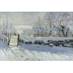 Puzzle  Grafika-Kids-00083 Claude Monet: Die Elster, 1868-1869