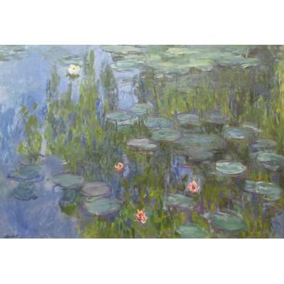 Puzzle Grafika-Kids-00084 XXL Teile - Claude Monet: Nymphéas, 1915