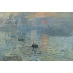 Puzzle  Grafika-Kids-00087 XXL Teile - Claude Monet: Impression au Soleil Levant, 1872