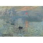 Puzzle  Grafika-Kids-00088 Claude Monet: Impression au Soleil Levant, 1872