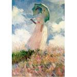 Puzzle  Grafika-Kids-00090 XXL Teile - Claude Monet: La Femme à l'Ombrelle, 1875