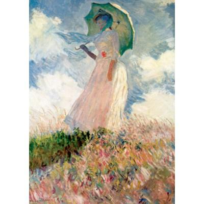 Puzzle Grafika-Kids-00091 Claude Monet: La Femme à l'Ombrelle, 1875