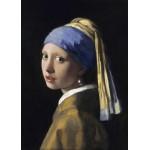 Puzzle  Grafika-Kids-00150 Vermeer Johannes: Das Mädchen mit dem Perlenohrring, 1665