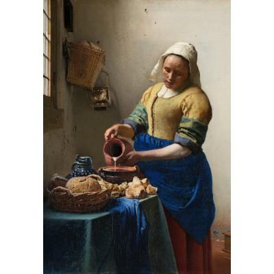 Puzzle Grafika-Kids-00152 XXL Teile - Johannes Vermeer: Die Küchenmagd, 1658-1661