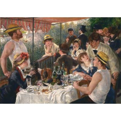Puzzle Grafika-Kids-00174 Auguste Renoir: Le Déjeuner des Canotiers, 1881