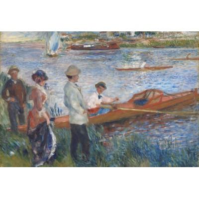 Puzzle Grafika-Kids-00179 XXL Teile - Renoir Auguste: Canoteurs à Chatou, 1879