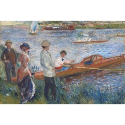 Puzzle Grafika-Kids-00181 Renoir Auguste: Canoteurs à Chatou, 1879