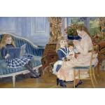 Puzzle  Grafika-Kids-00182 XXL Teile - Auguste Renoir: L'après-midi des enfants à Wargemont, 1884
