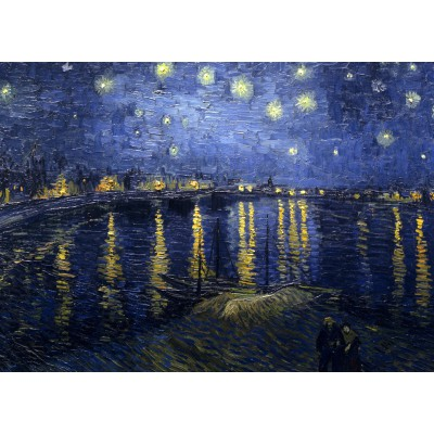 Puzzle Grafika-Kids-00201 Magnetische Teile - Vincent Van Gogh, 1888