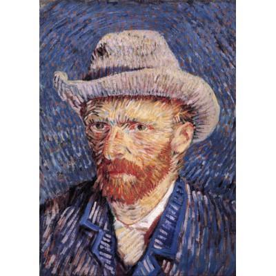 Puzzle Grafika-Kids-00204 Magnetische Teile - Vincent Van Gogh, 1887-1888