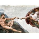 Puzzle  Grafika-Kids-00223 Magnetische Teile - Michelangelo, 1508-1512