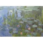 Puzzle  Grafika-Kids-00227 Magnetische Teile - Claude Monet: Nymphéas, 1915