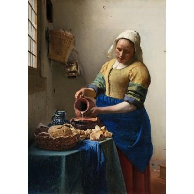 Puzzle Grafika-Kids-00250 Magnetische Teile - Johannes Vermeer: Die Küchenmagd, 1658-1661