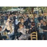 Puzzle  Grafika-Kids-00256 Magnetische Teile - Auguste Renoir : Bal du Moulin de la Galette, 1876