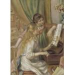 Puzzle  Grafika-Kids-00264 Magnetische Teile - Auguste Renoir: Jeunes filles au piano, 1892