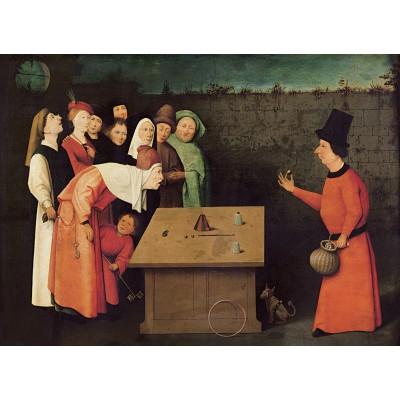 Puzzle Grafika-Kids-00334 Bosch: Der Gaukler, 1502