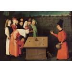 Puzzle  Grafika-Kids-00335 Bosch: Der Gaukler, 1502