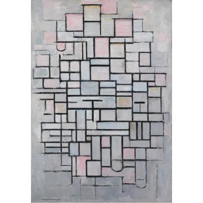 Puzzle Grafika-Kids-00343 Piet Mondrian: Composition No.IV, 1914