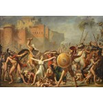 Puzzle  Grafika-Kids-00355 Jacques-Louis David: The Intervention of the Sabine Women, 1799