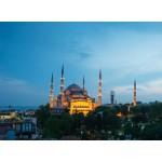 Puzzle  Grafika-Kids-00404 Blaue Moschee, Türkei