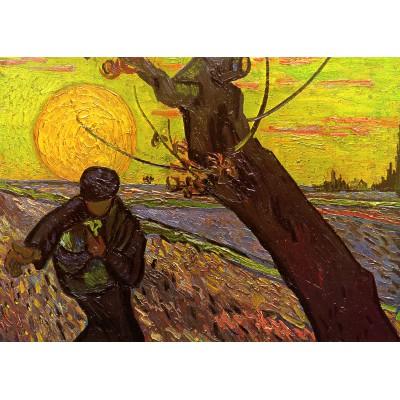 Puzzle Grafika-Kids-00421 Magnetische Teile - Van Gogh: Der Säer, 1888