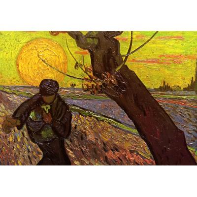 Puzzle Grafika-Kids-00422 XXL Teile - Van Gogh: Der Säer, 1888