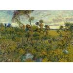 Puzzle  Grafika-Kids-00425 Van Gogh: Sunset at Montmajour, 1888