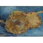 Puzzle  Grafika-Kids-00431 Magnetische Teile - Van Gogh: Die Sonnenblumen, 1887