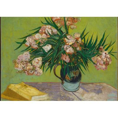 Puzzle Grafika-Kids-00441 Magnetische Teile - Van Gogh: Oleanders,1888