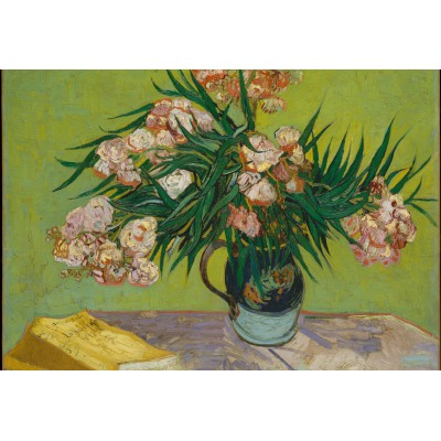 Puzzle Grafika-Kids-00442 XXL Teile - Van Gogh: Oleanders,1888