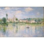 Puzzle  Grafika-Kids-00462 Claude Monet: Vétheuil im Sommer, 1880