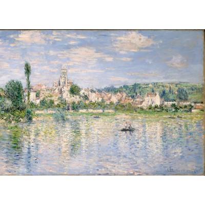 Puzzle Grafika-Kids-00463 Claude Monet: Vétheuil im Sommer, 1880