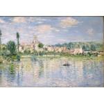 Puzzle  Grafika-Kids-00465 XXL Teile - Claude Monet: Vétheuil im Sommer, 1880