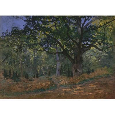 Puzzle Grafika-Kids-00471 Claude Monet: Fontainebleau, 1865